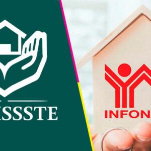 Une tu crédito Fovissste e Infonavit para comprar una casa